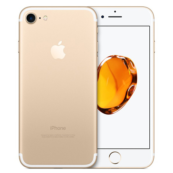 Smartphone Apple iPhone 7 128GB Dourado