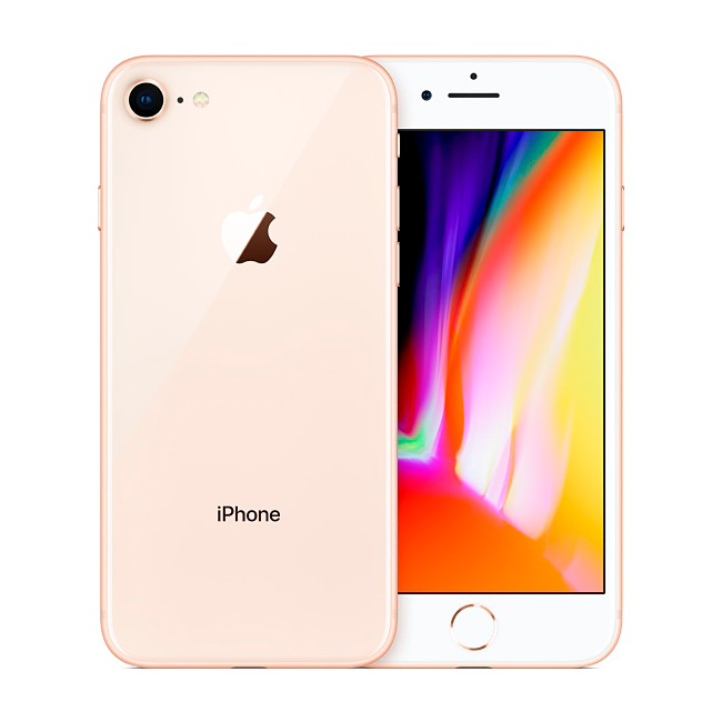 Smartphone Apple iPhone 8 64GB Dourado