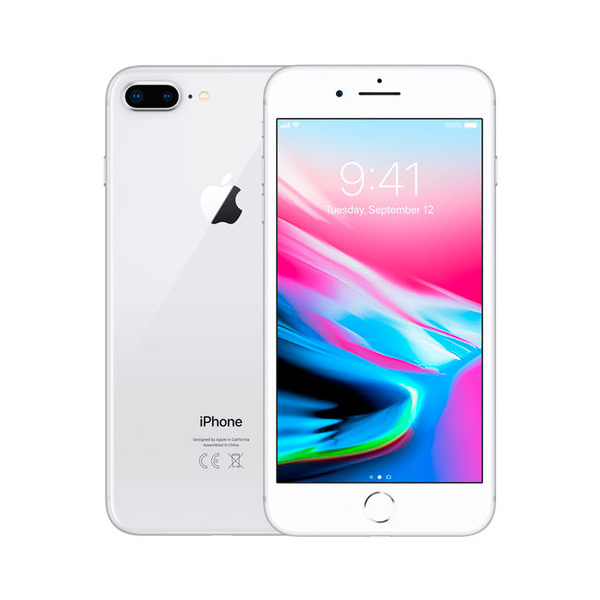 Smartphone Apple iPhone 8 Plus 64GB Prateado