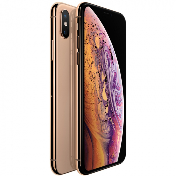 Smartphone Apple iPhone XS 64GB Dourado