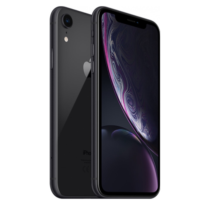 Smartphone Apple iPhone XR 128GB Preto