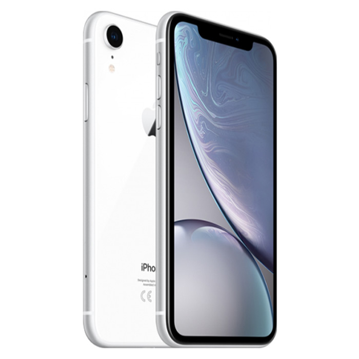 Smartphone Apple iPhone XR 128GB Branco