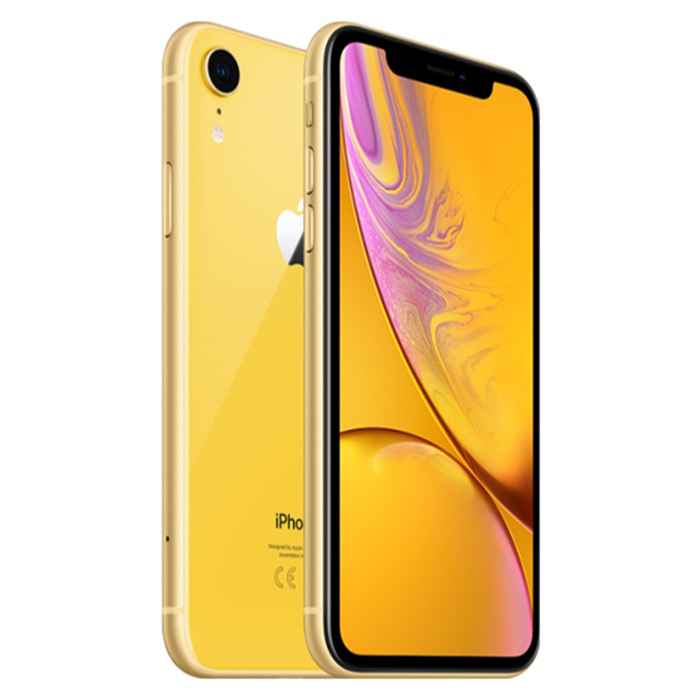 Smartphone Apple iPhone XR 128GB Amarelo