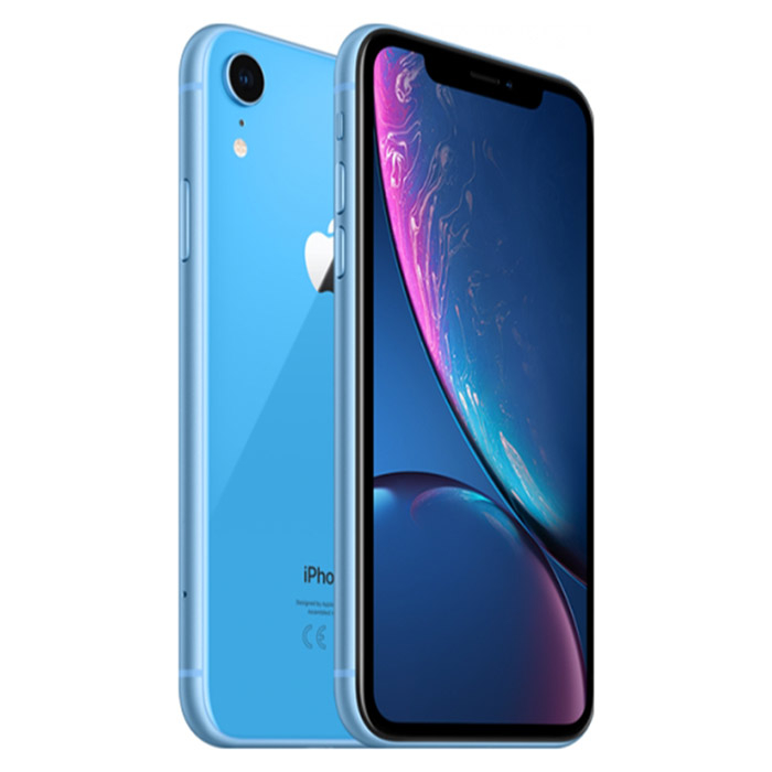 Smartphone Apple iPhone XR 128GB Azul